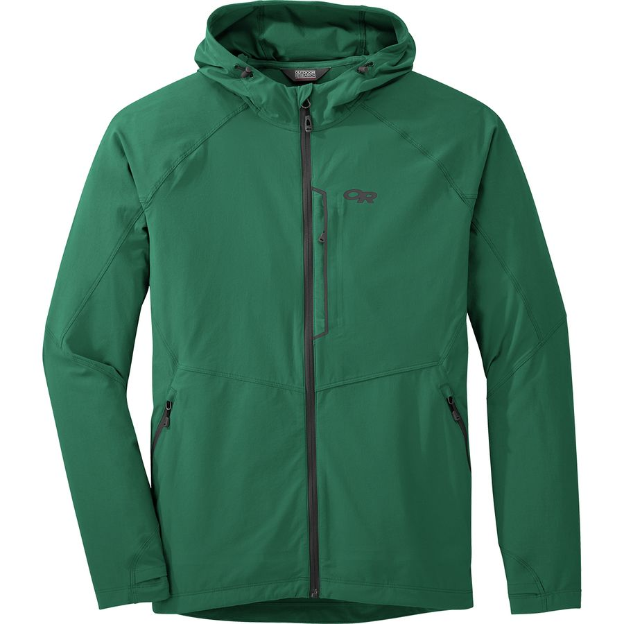 40a5a847bbf6 Outdoor Research - Ferrosi Hooded Jacket - Men s - Hemlock