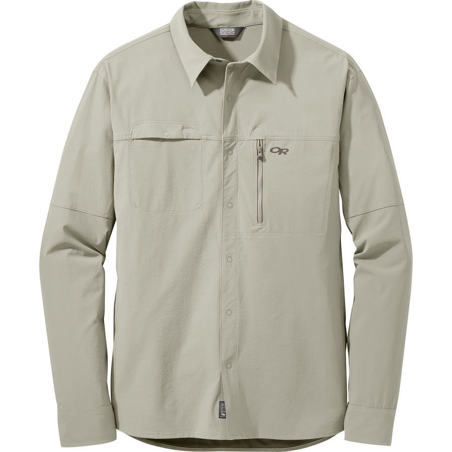 Outdoor Research Ferrosi Utility Long-Sleeve Shirt - Mens