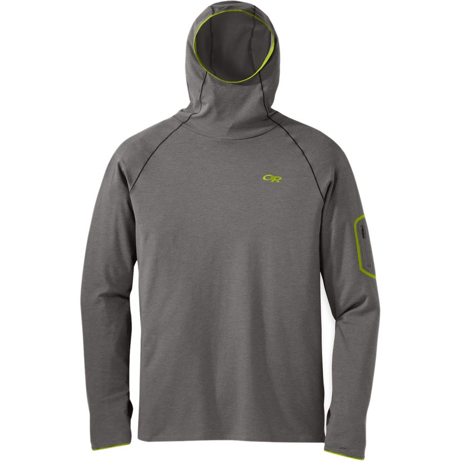 Outdoor Research La Paz Sun Hooded Shirt - Mens