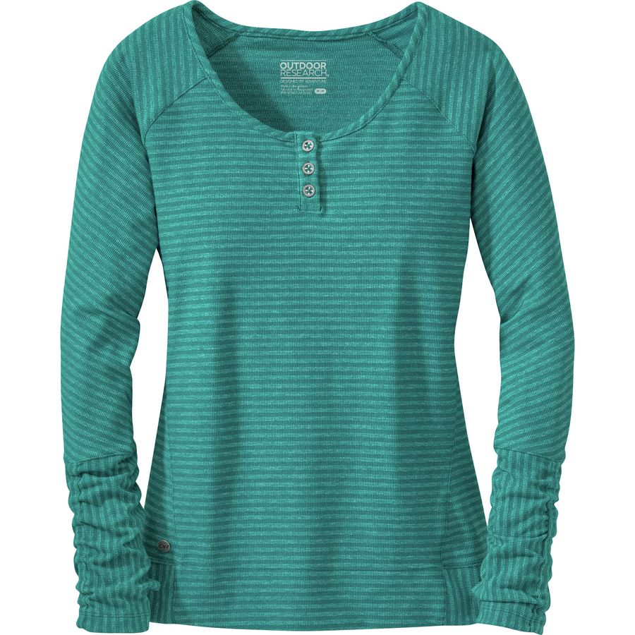 Outdoor Research Mikala Henley Shirt - Womens