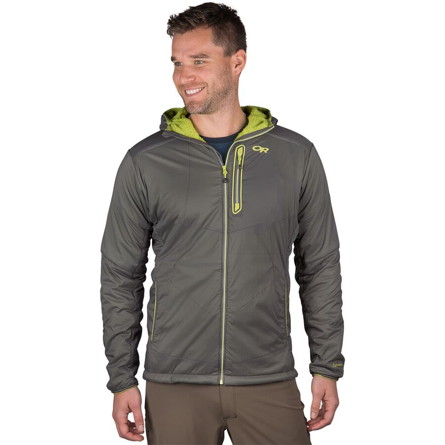 Outdoor Research Ascendant Hooded Jacket - Mens