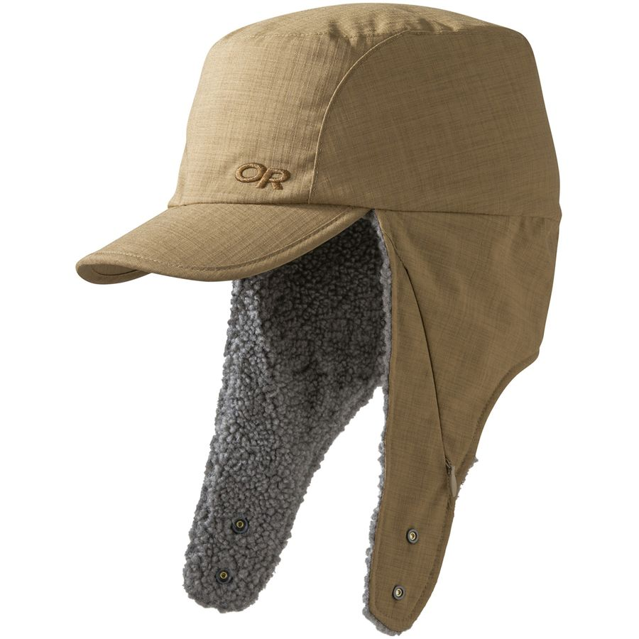 b05465edaf0 Outdoor Research - Whitefish Hat - Coyote