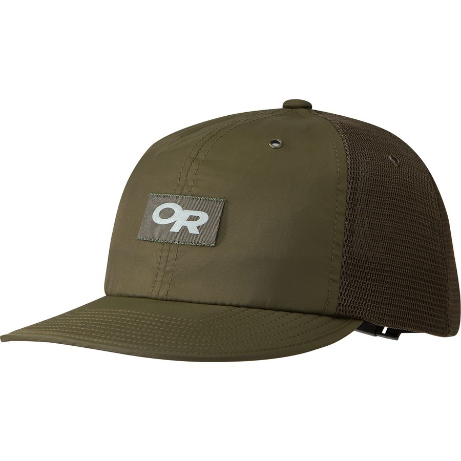 400a81800b1bf Outdoor Research - Trail Performance Trucker Hat - Men s - Fatigue