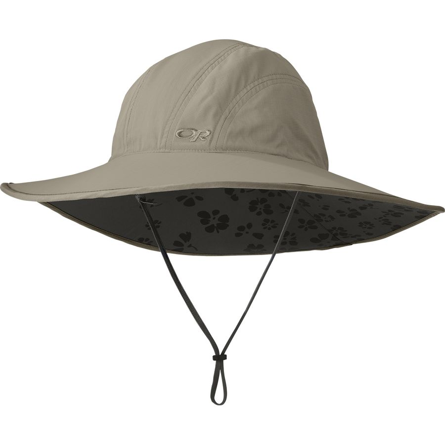 Outdoor Research - Oasis Sombrero - Women s - Khaki 263130c34b