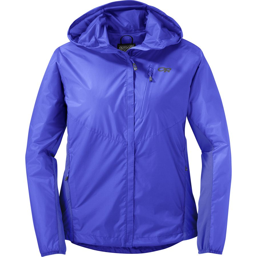 Outdoor Research Helium Hybrid Hooded Jacket - Womens