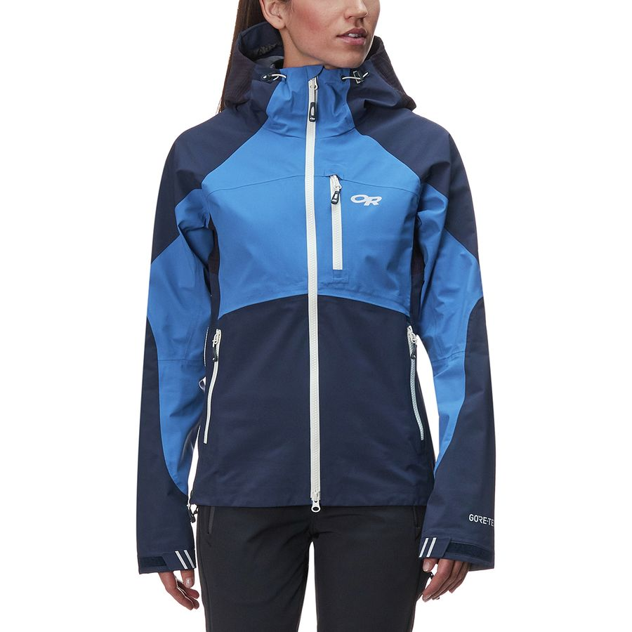 5af951cb90 Outdoor Research - Hemispheres Jacket - Women s - Naval Blue Lapis