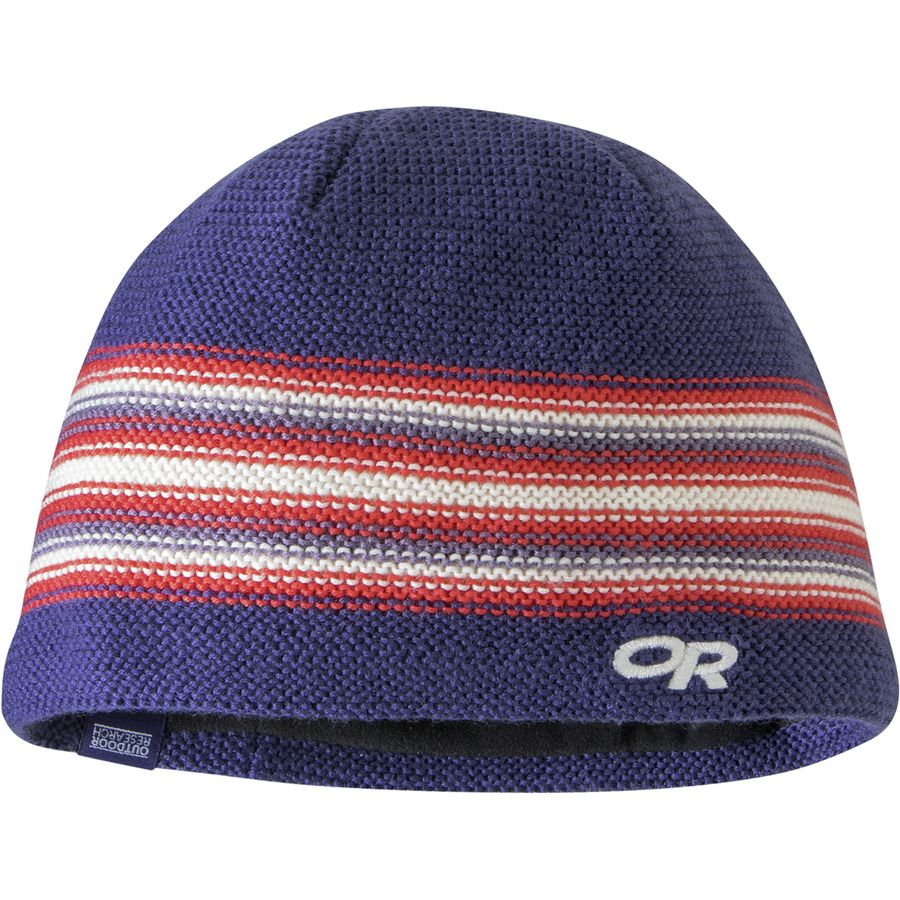 6aad4d500b5 Outdoor Research - Spitsbergen Beanie - Boys  - Blue Violet Flame