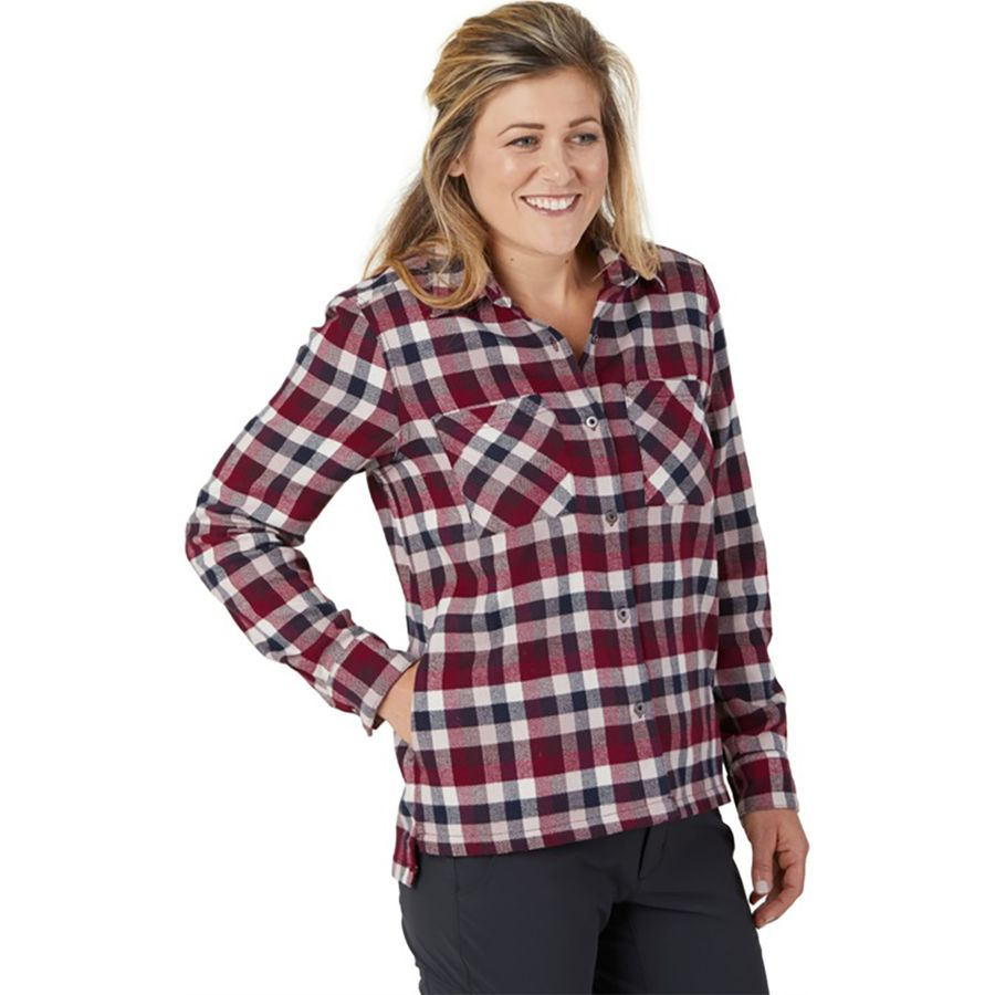 Outdoor Research Feedback Flannel Shirt - Womens