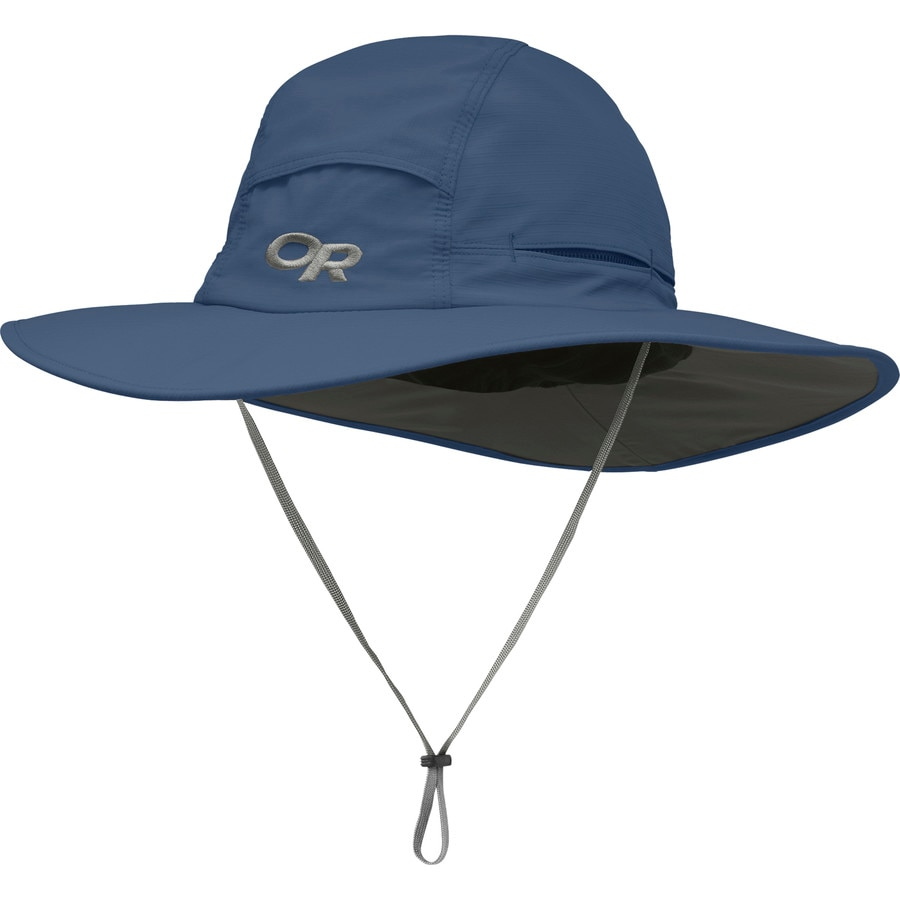 0422c4e116b Outdoor Research - Sombriolet Sun Hat - Men s - Dusk