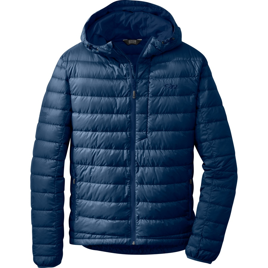 Outdoor Research Transcendent Hooded Down Jacket - Men's ...