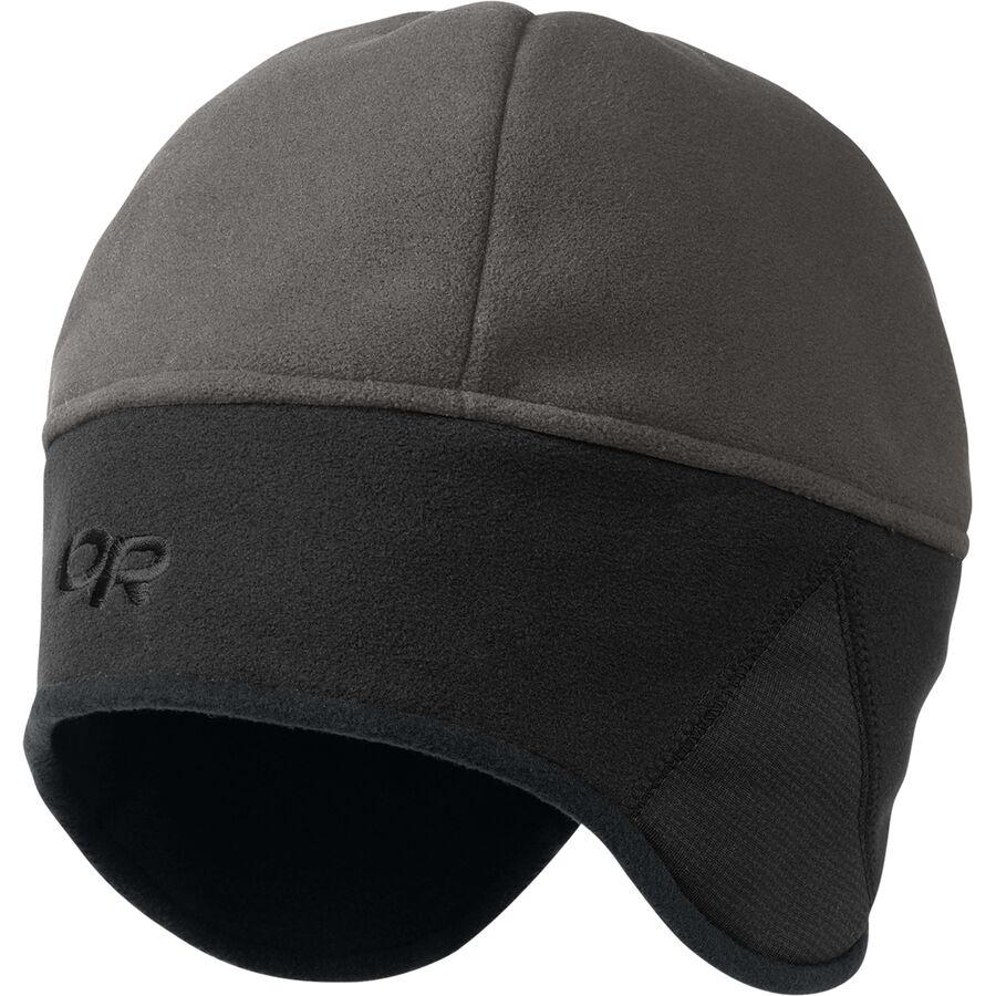 58fbd6554e0 Outdoor Research - Wind Warrior Fleece Hat - Charcoal Black