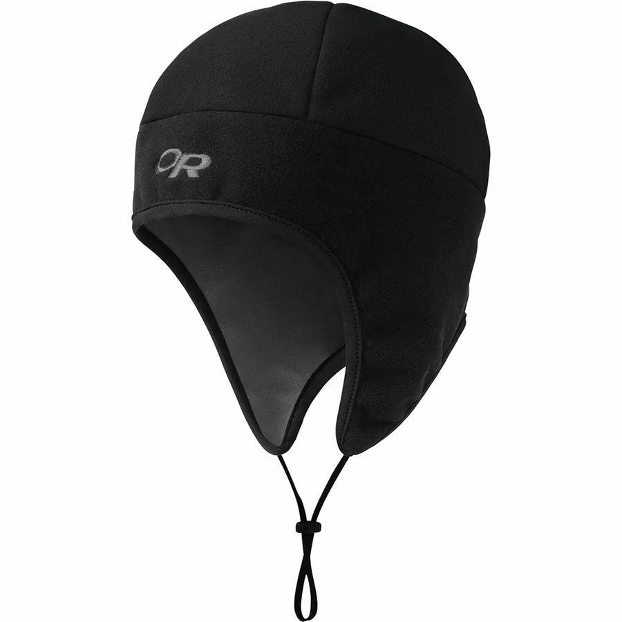 Outdoor Research - Peruvian Fleece Hat - Black fcf076ec394