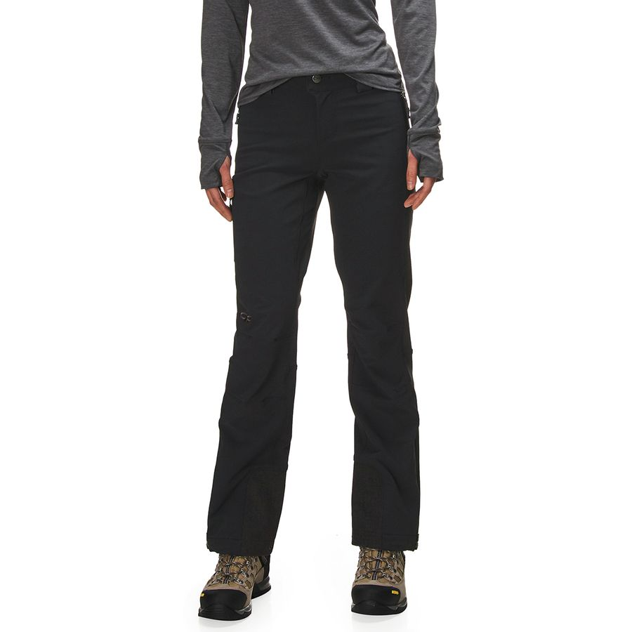 ff0d36faa00 Outdoor Research - Cirque Softshell Pants - Women s - Black