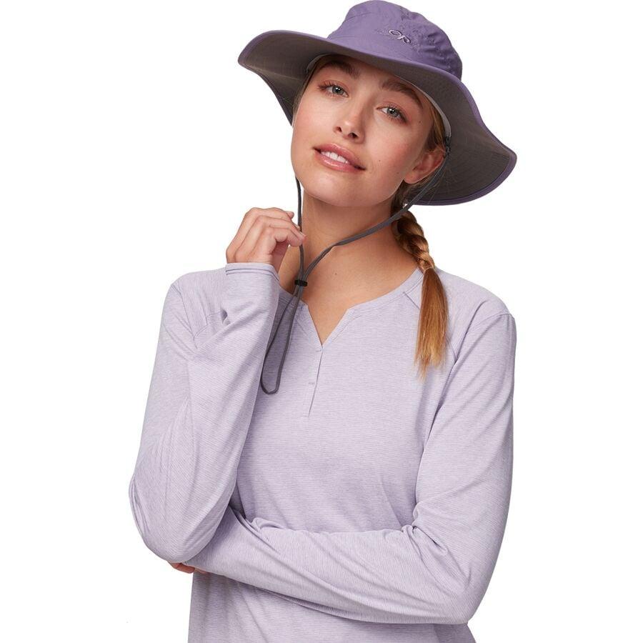 Outdoor Research - Solar Roller Sun Hat - Women s - Fig 4ac9b18e1