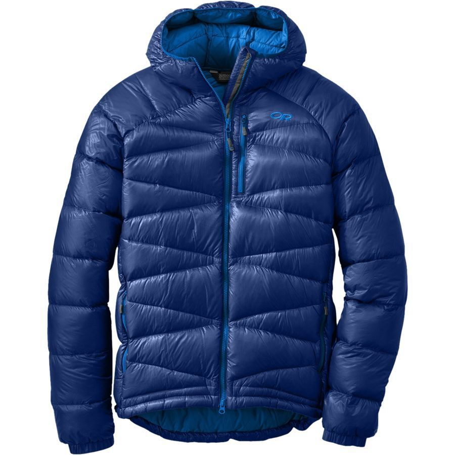 Outdoor Research Incandescent Hooded Down Jacket - Men&39s