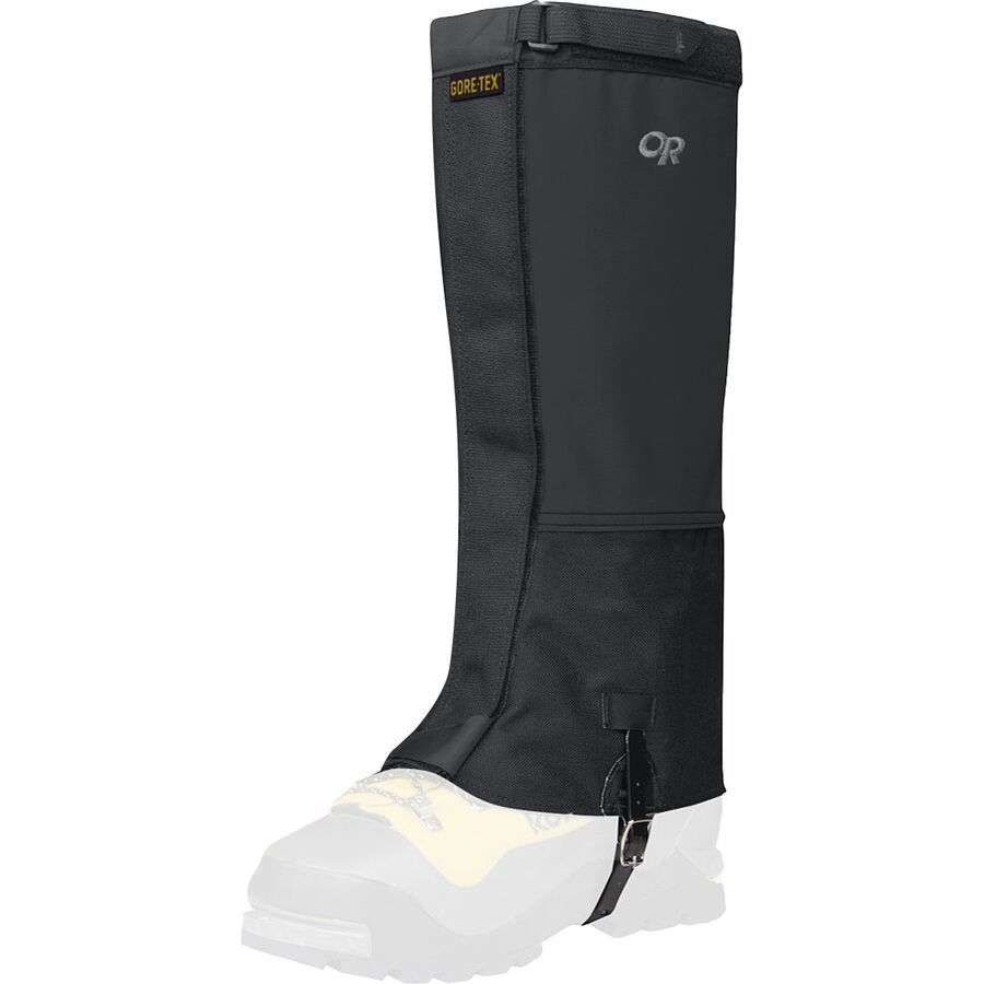 Outdoor Research Expedition Crocodile Gaiters Men black 2020 tights