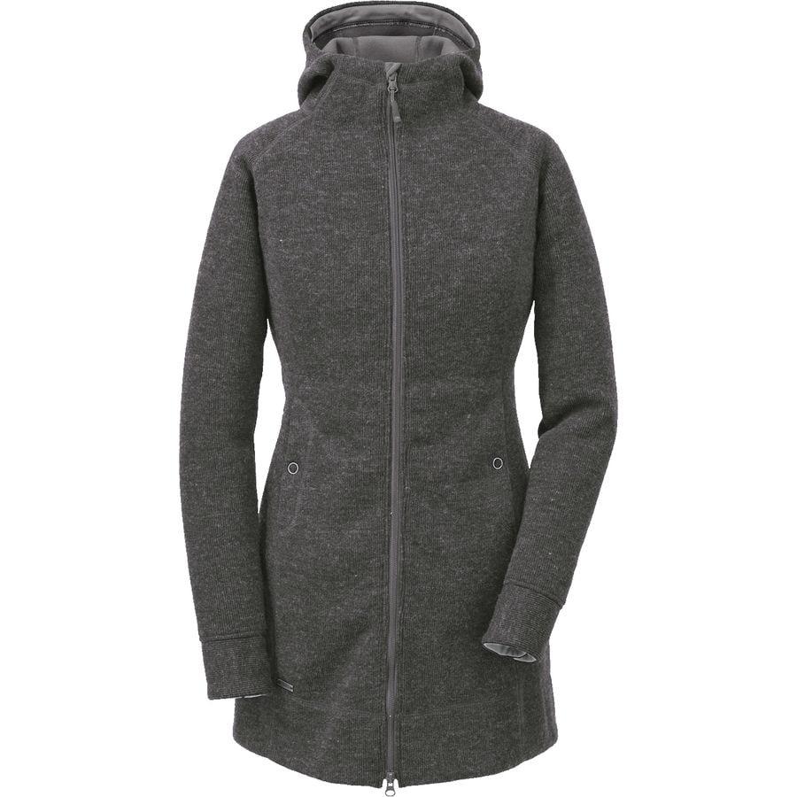 Outdoor Research Salida Long Fleece Hooded Jacket - Women ...
