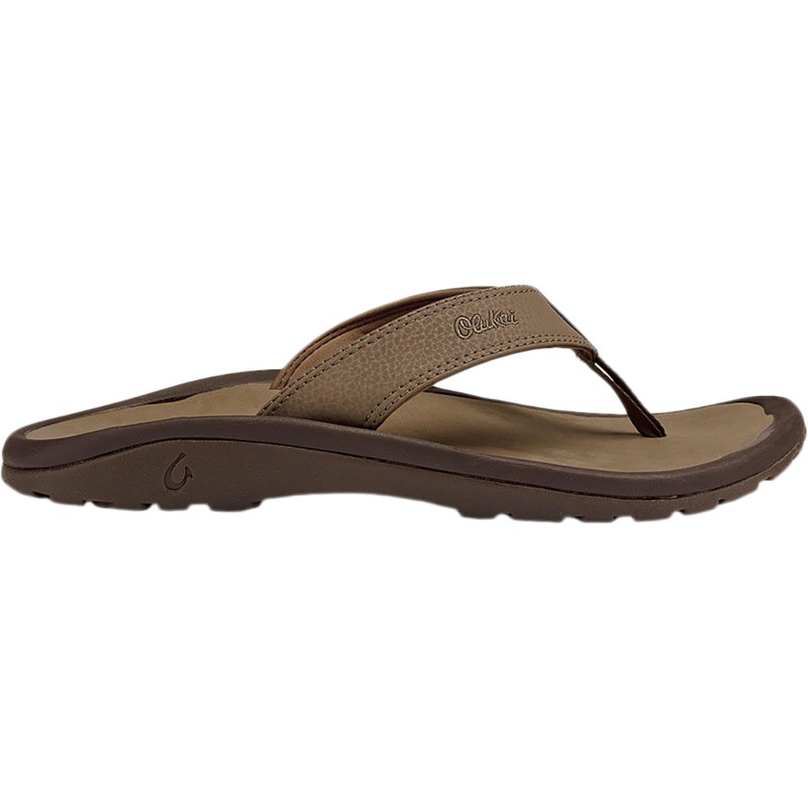 c295aa8be8f Olukai - Ohana Sandal - Men s - Dark Java Ray