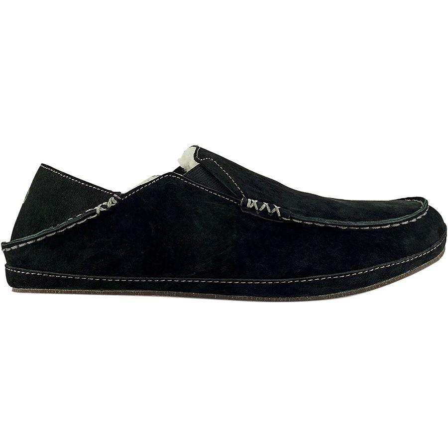 c815b045e00 Olukai - Moloa Slipper - Men s - Black Black