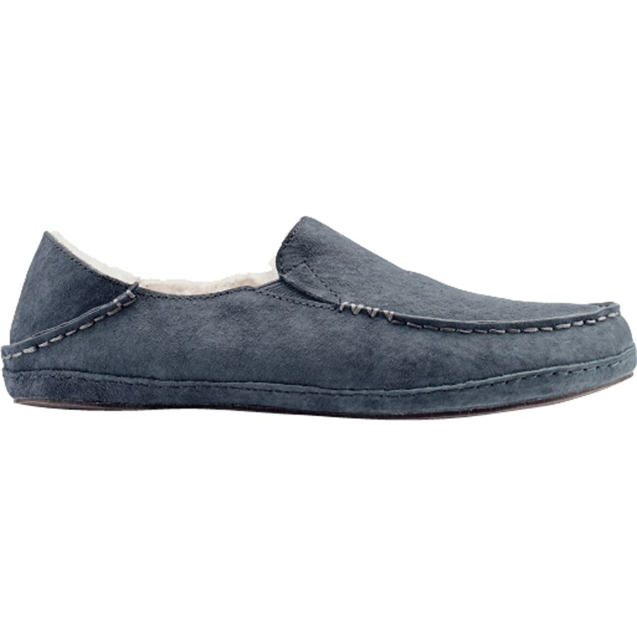 OluKai Casual Nohea Slipper - Dark Shadow
