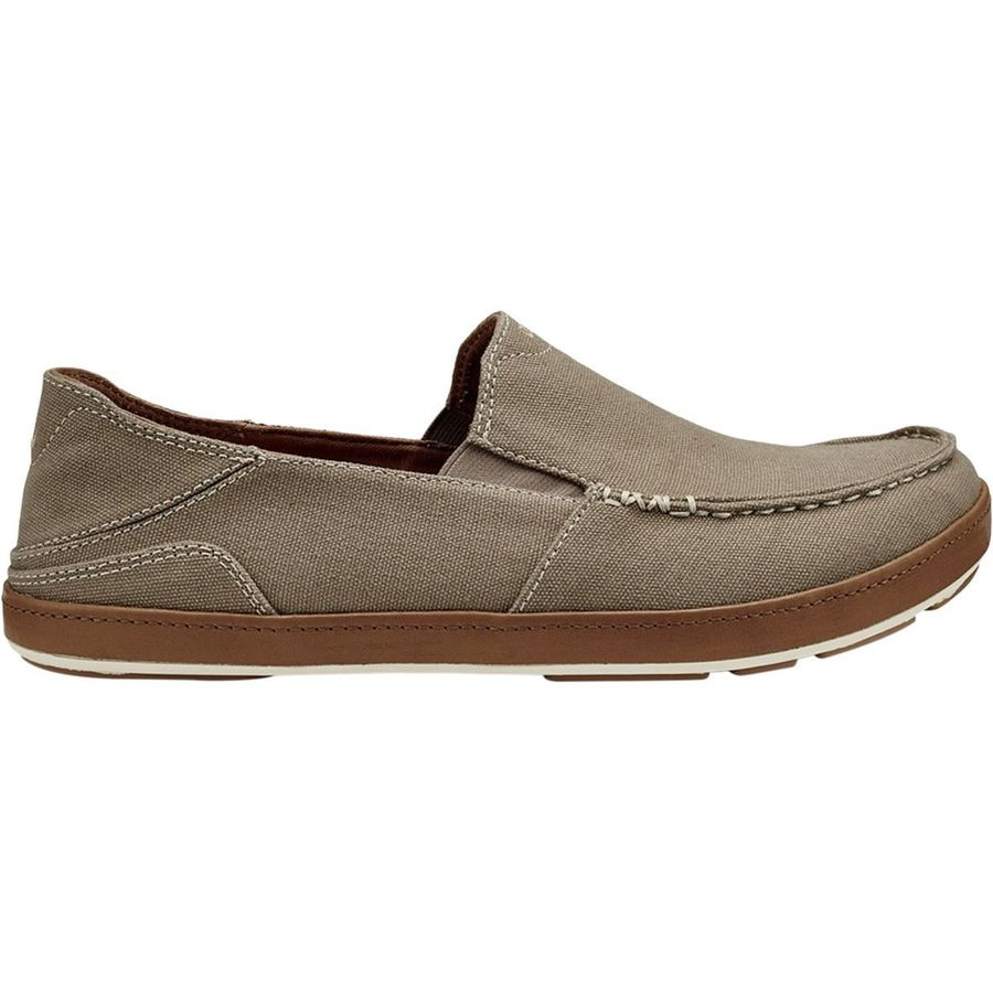 61d5b6eeb628 Olukai - Puhalu Canvas Shoe - Men s - Clay Toffee