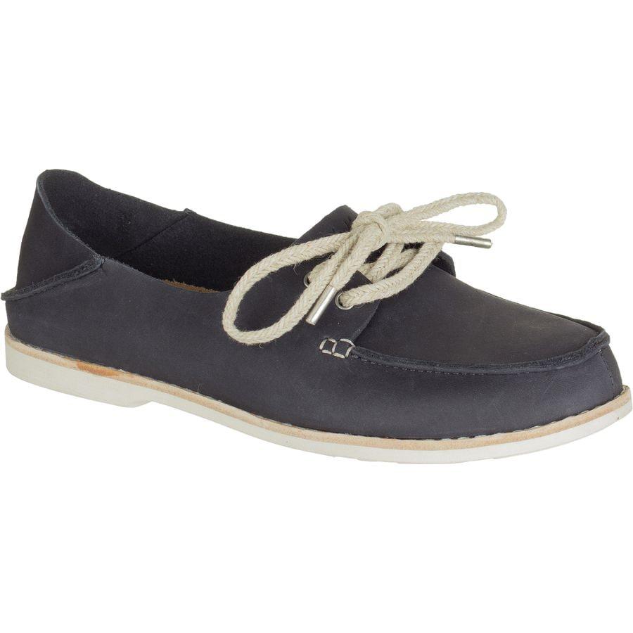 Olukai Moku Leather Shoe - Womens