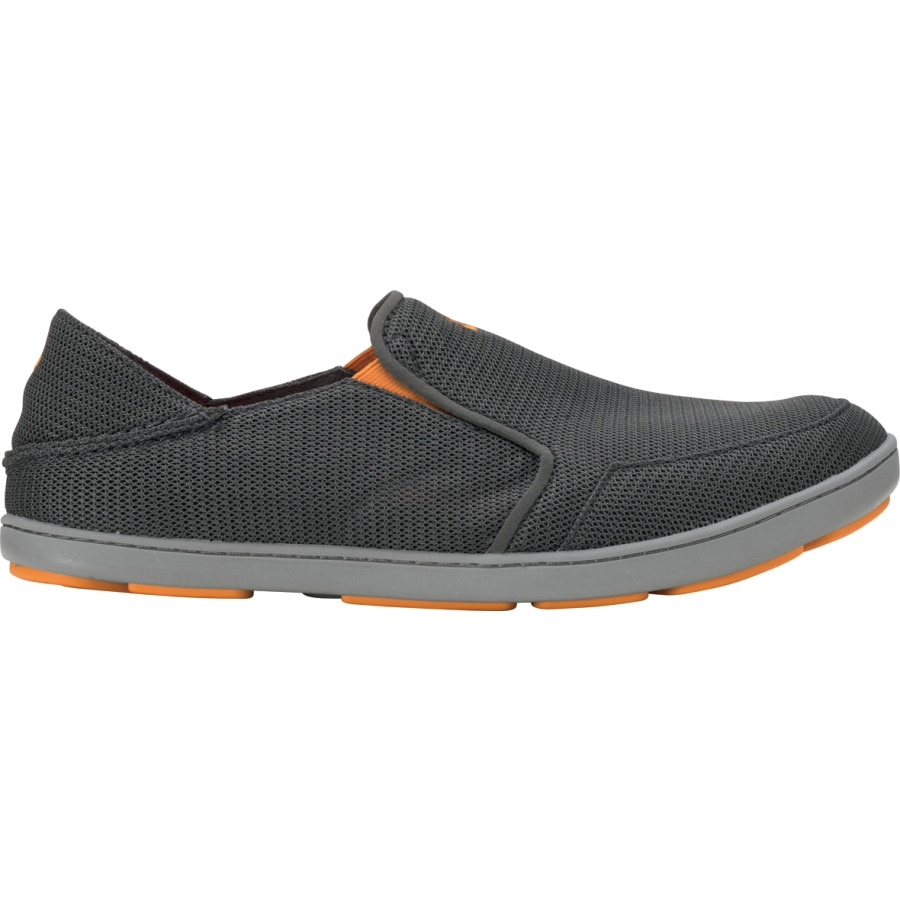 Olukai - Nohea Mesh Shoe - Men's - Dark Shadow/Dark Shadow