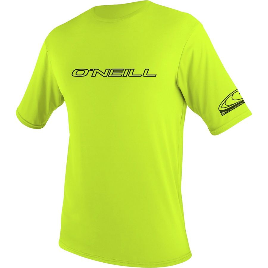ONeill Basic Skins Rash T-Shirt - Mens
