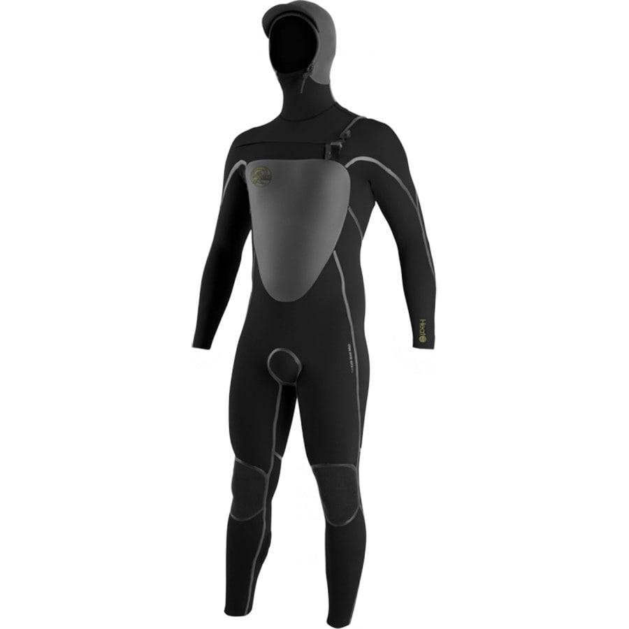 ONeill Heat 6/5/4 Hooded FSW Wetsuit - Mens