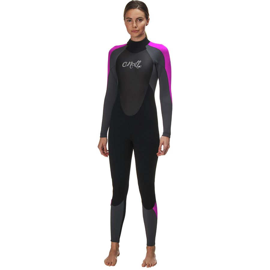 O/'Neill Epic Womens 4//3mm Full Wetsuit