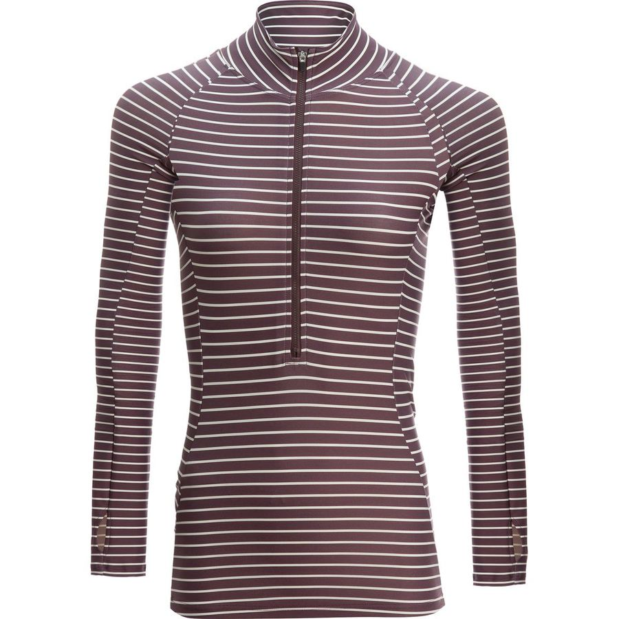 ONeill Eclipse Zip Rashguard - Womens