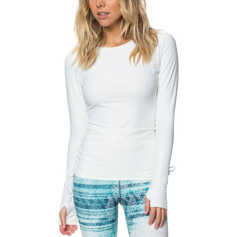 ONeill Baja Light Layer Rashguard - Womens