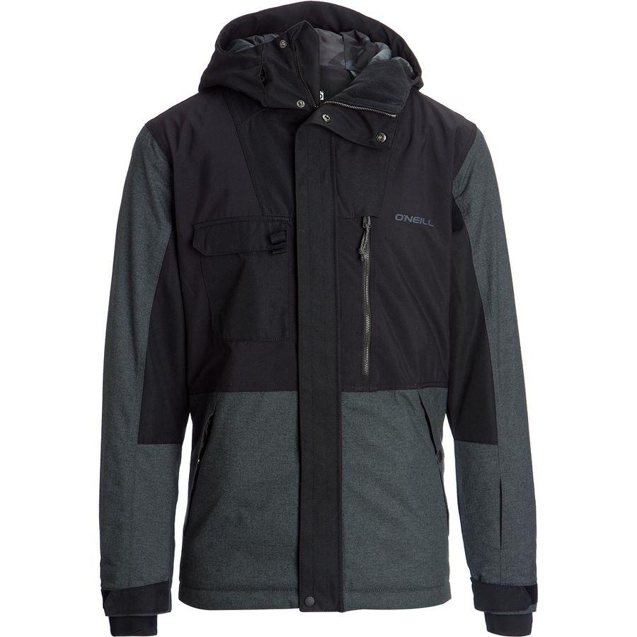 O'Neill - Hybrid Utility Jacket - Men's - Black Out