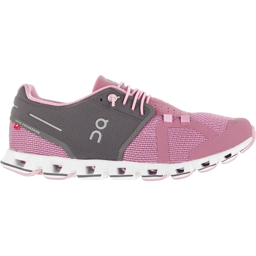 newest b42d8 8c720 On Footwear - Cloud Shoe - Women s - Charcoal Rose