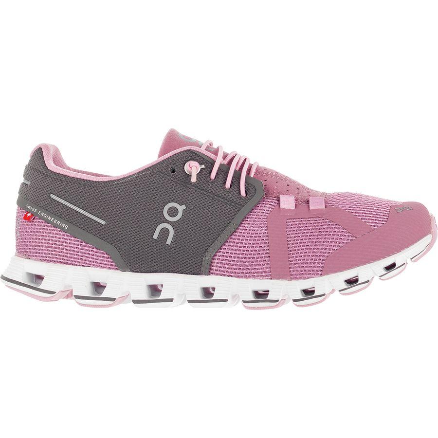 38cd627751 On Footwear - Cloud Shoe - Women s - Charcoal Rose