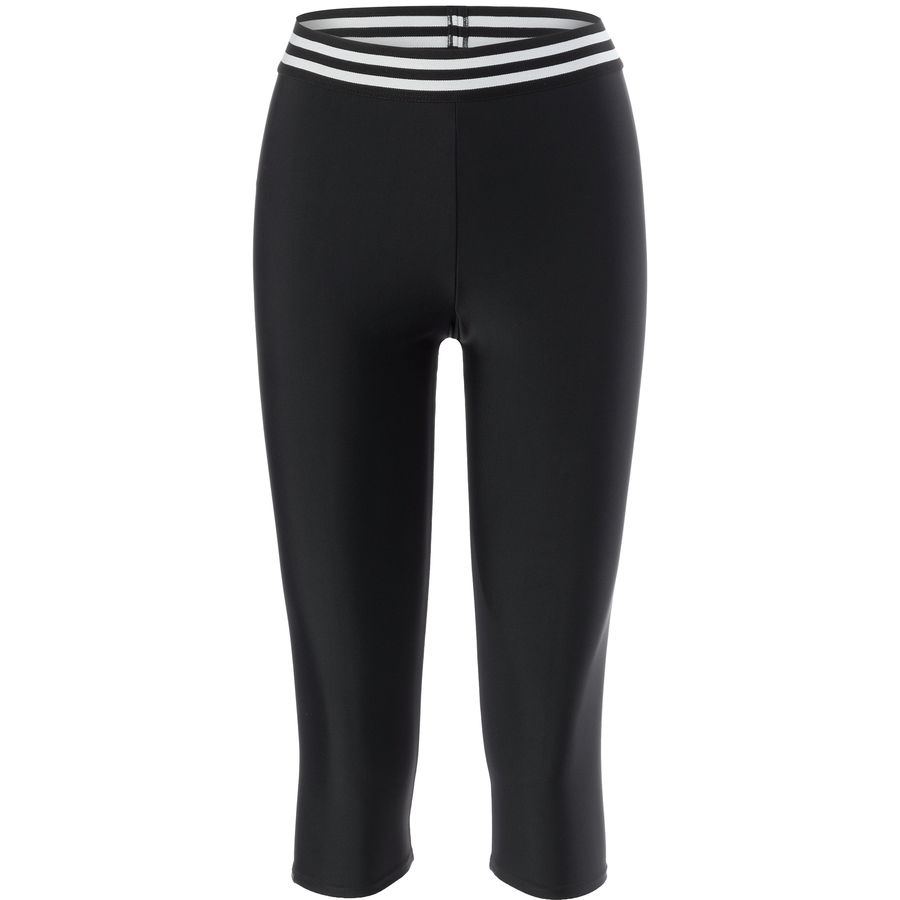 Onzie Elastic Capri Tight - Womens
