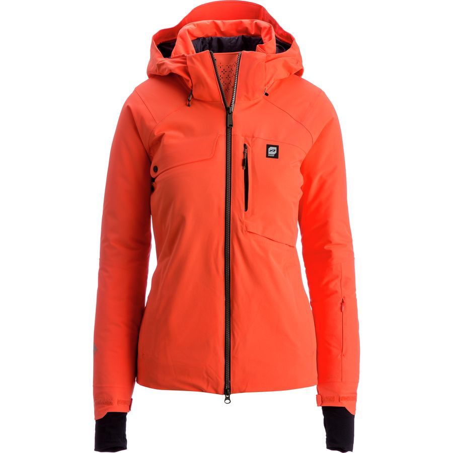Orage Grace Insulated Jacket Women S Backcountry Com