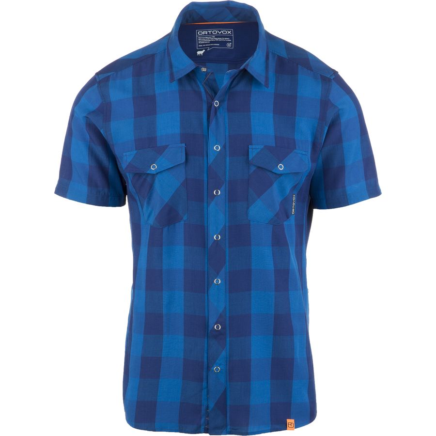 Ortovox Stretch Back Shirt - Mens