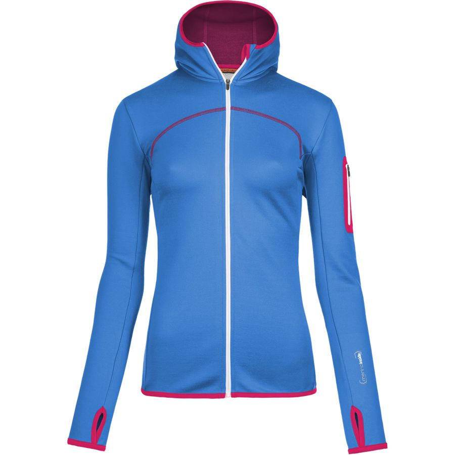 Ortovox Merino Fleece Hoody - Womens