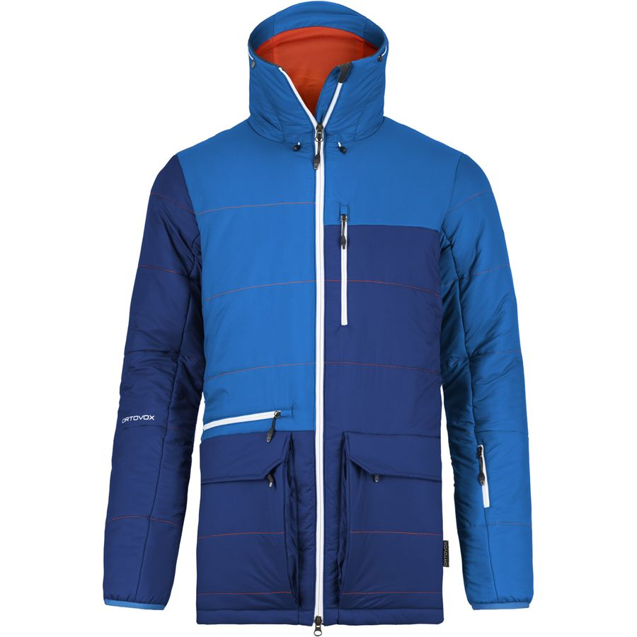 Ortovox Verbier Insulated Parka - Mens