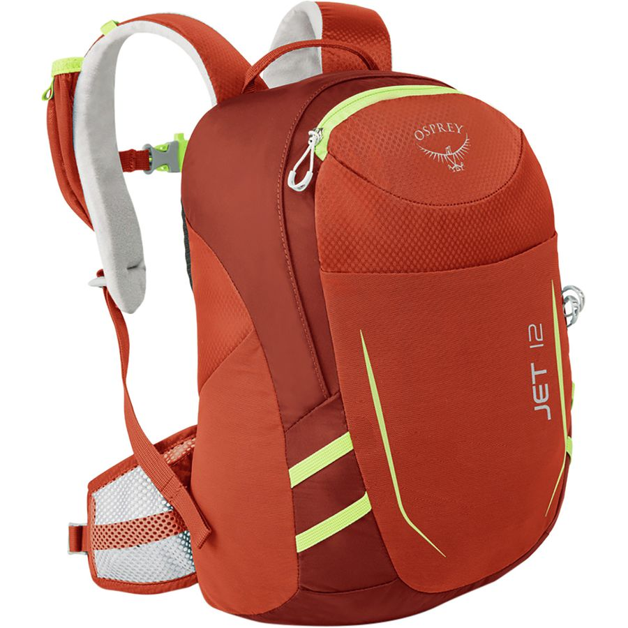 Osprey Packs - Jet 12L Backpack - Kids  - Strawberry Red 432f0507aa