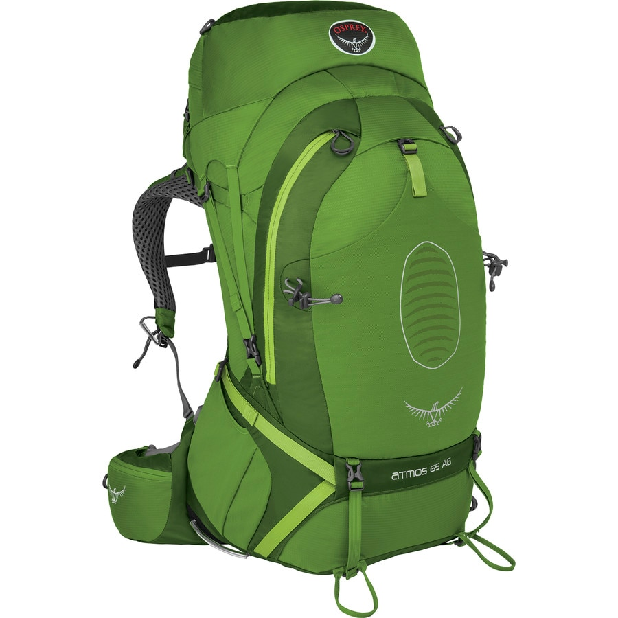 Osprey packs atmos ag 65l backpack for Rei fishing gear