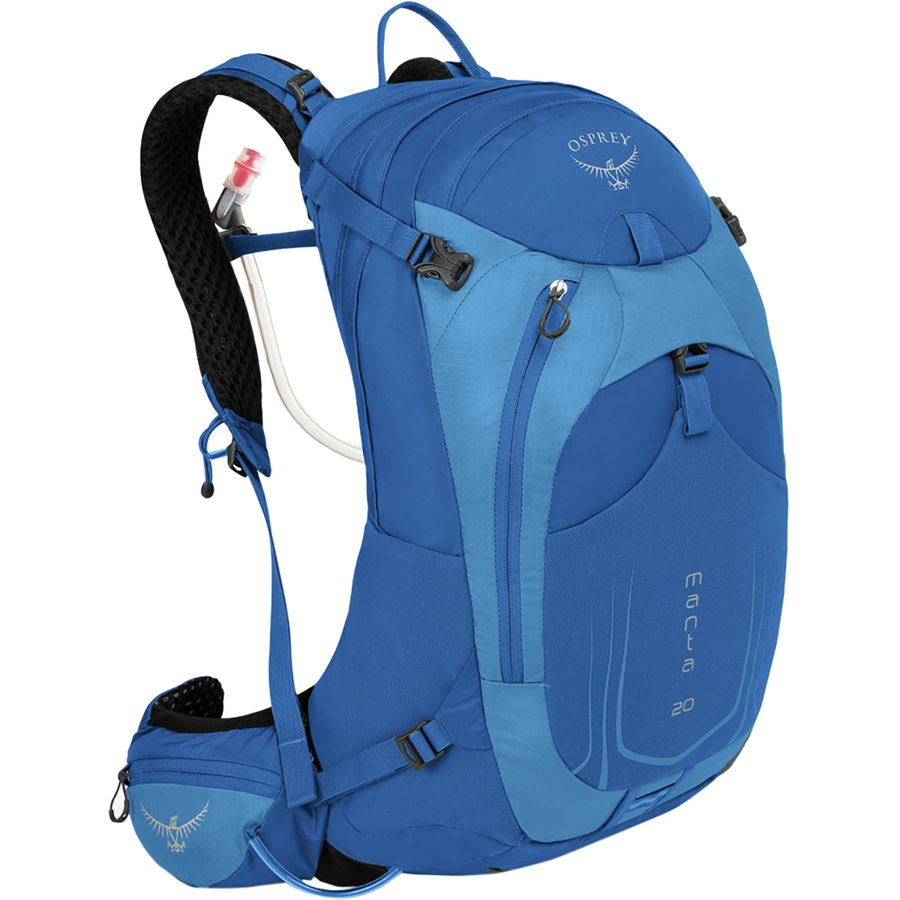 Osprey Packs Manta Ag 20l Backpack Sonic Blue