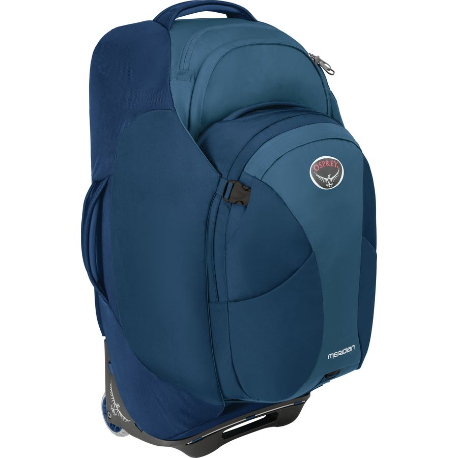 Osprey Packs Meridian 28 Rolling Convertible Backpack - 4577cu in ...
