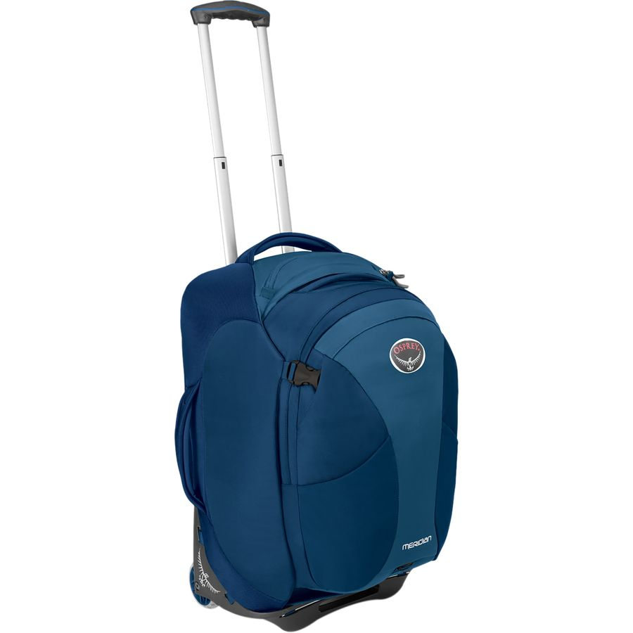 ef08f10535 Osprey Packs - Meridian 60L Rolling Gear Bag - Lagoon Blue