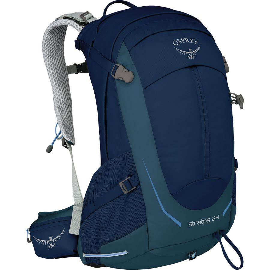 Osprey Packs - Stratos 24L Backpack - Eclipse Blue