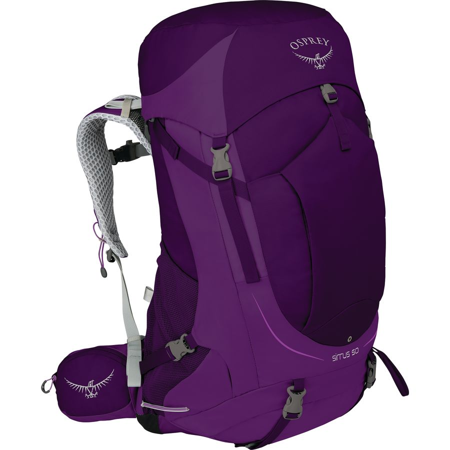b4b68d18eb Osprey Packs - Sirrus 50L Backpack - Women s - Ruska Purple