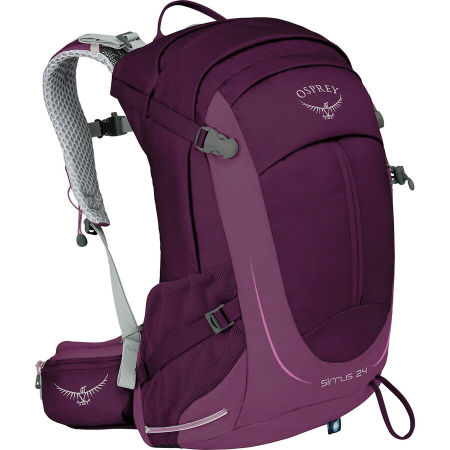 Osprey Packs - Sirrus 24L Backpack - Women's - Ruska Purple