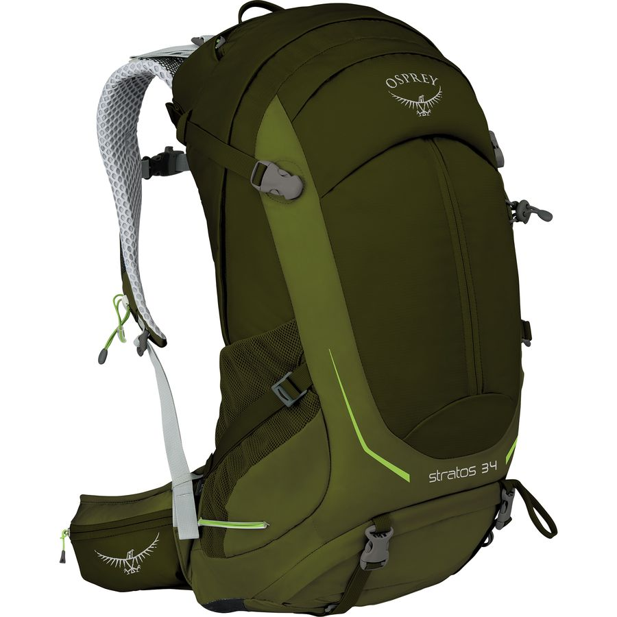 Osprey Packs Stratos 34l Backpack Gator Green