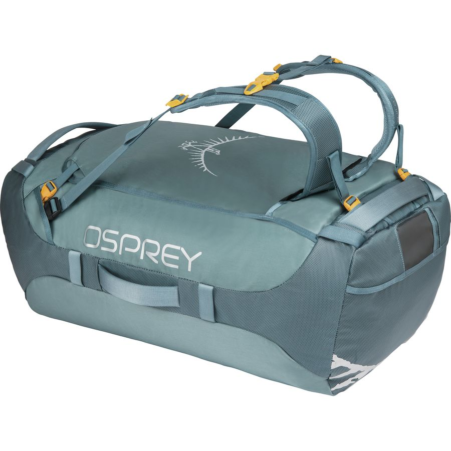 da1be86578 Osprey Packs - Transporter 95L Duffel - Keystone Grey